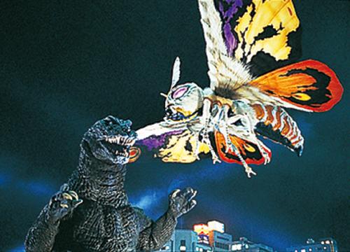 ゴジラ モスラ キングギドラ 大怪獣総攻撃 場面写真